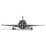klok Fokker 195 x 26